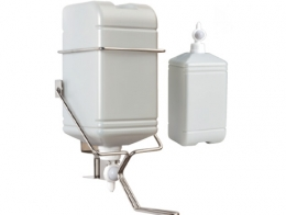 Elbow operated dispenser 2,5 L