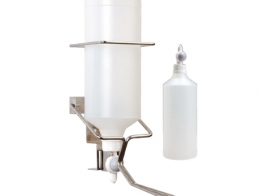 Elbow operated dispenser 1L