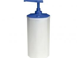 Industrial dispenser for paste soaps 3 l