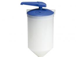 Industrial dispenser for liquid and gel soaps 1,5...