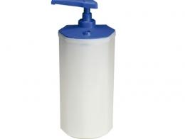 Industrial dispenser for liquid and gel soaps 3 l