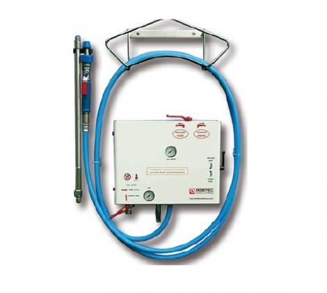 Central de higiene espuma  2 productos+ aclarado