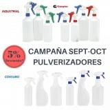 CAMPAÑA PULVERIZADORES SEPT-OCT