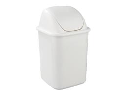 Poubelle couvercle basculant 25 litres Plastique