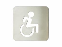Pictogramas WC para pessoas com deficiência...