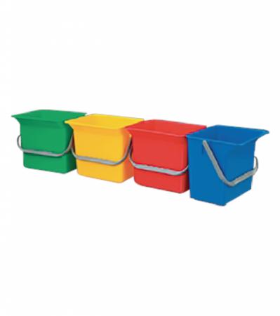 Bucket with handles 6 liters