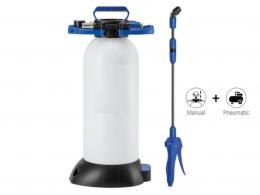 Pulverizador espuma para conectar con compresor /...