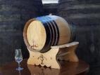 Barril em Carvalho Francês 16 litros