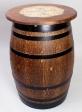 table bois diamétre 80 cm
