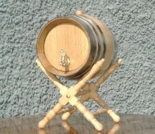 2 Liters French Oak Barrel