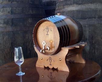 8 Liters French Oak Barrel