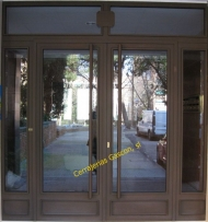 Puerta de portal modelo 08