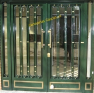 Puerta de portal modelo 10