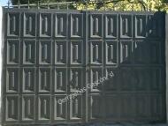Puerta Cancela para vehículos modelo 01