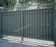 Puerta Cancela para vehículos modelo 03