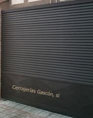 Puerta Cancela para vehículos modelo 07