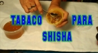 TABACO DE SHISA