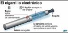 CIGARRILLO ELECTRONICO O VAPEADORES