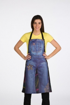DELANTAL FASHION JEANS