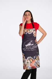 DELANTAL FASHION SEAFOOD