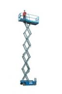GENIE GS-3246 Altura de trabajo hasta 11,75 m.