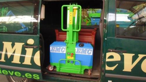 EMC A8, A10 Y A12.