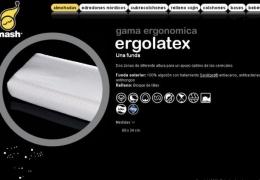 ALMOHADA ERGOLATEX