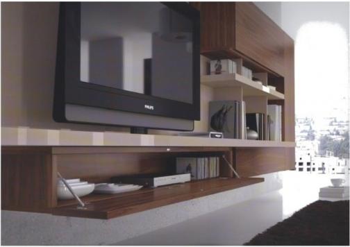 Salon moderno planelles mobiliario for Mobiliario salon moderno