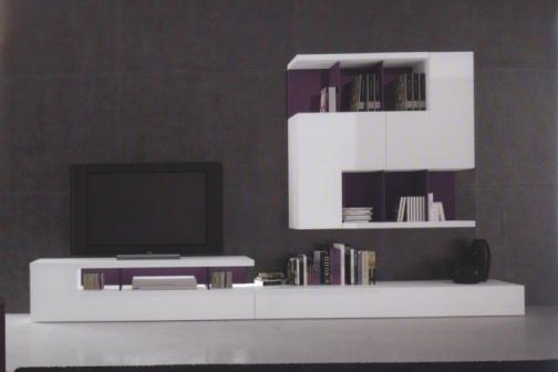 Salon moderno planelles mobiliario for Go mobiliario contemporaneo