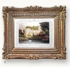Marco clásico oro Palacio