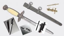 Dagas y bayoneta