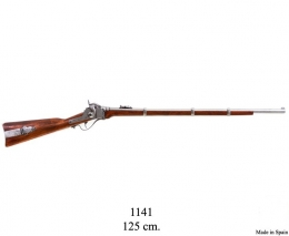 Rifle militar Sharps, USA 1859