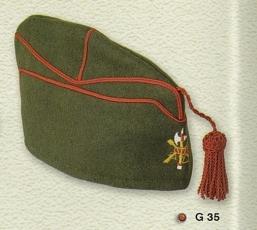 Chapiri. gorra Legionaria. (Tropa)