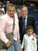 Con el presidente