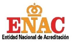 ENAC n.41/LE 104 accreditation