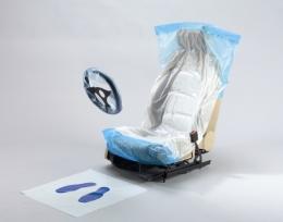 Plásticos de protección interior