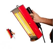 Infrarrojo manual con 2 lámparas