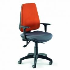 Silla ergonómica y funcional para puestos operativos y ejecutivos Fresh