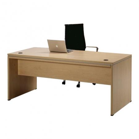 Mesa recta con doble moldura mdo. Colina moldura