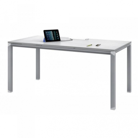 Mea de oficina con diseño vanguardista modelo Metrik