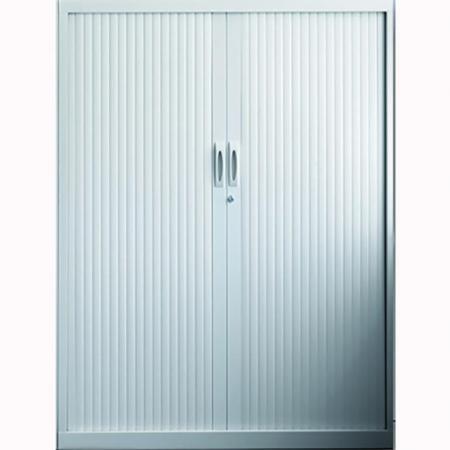 Armario con puertas de persiana  de. 198x120x45 cm.