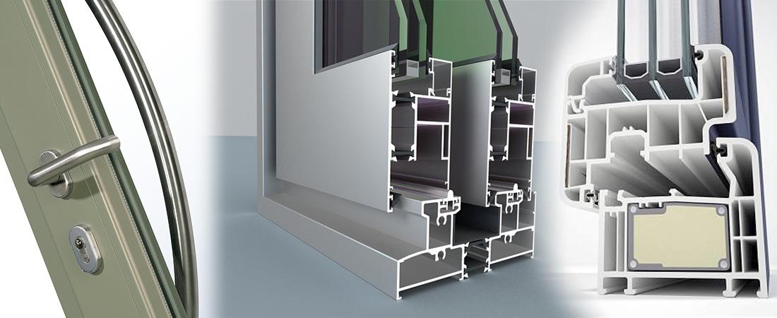 Cierres metálicos aluminio enrollables