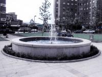 Fuente para parque y jardines