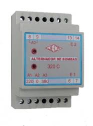ALTERNADOR DE BOMBAS MODULAR