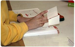 Manipulado postal - Servicio especial