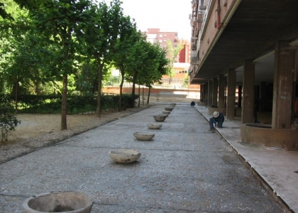 Impermeabilización de aparcamientos
