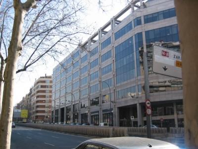Invercaixa oficina c maria de molina madrid servelec for Oficinas de renfe en madrid