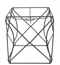 Estructura metal lampara