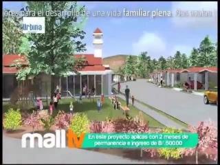 Bosques de Arraiján en Mall Tv
