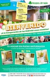 Inauguración Nuevas Casas Modelo